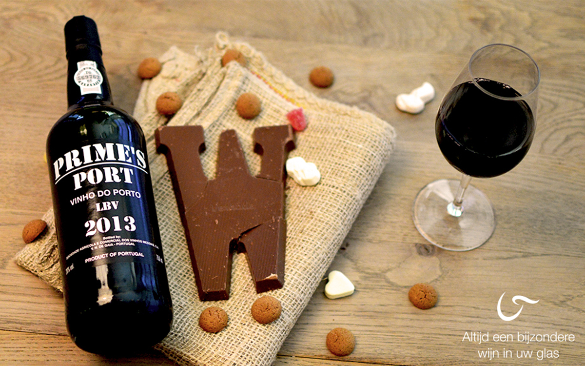 Wijn & Spijs Sinterklaas
