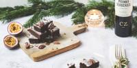 Brownies met IJs Dessert - PX Sherry 3